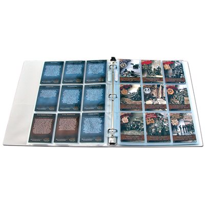 D-DAY CARD SET WITH BINDER