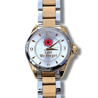 "LADIES' WATCH ""LEST WE FORGET"""