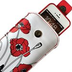 POPPY CELL PHONE CASE