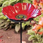 POPPY BIRD FEEDER