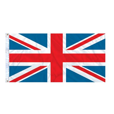 UNION JACK 6X3 OEILLETS (2)