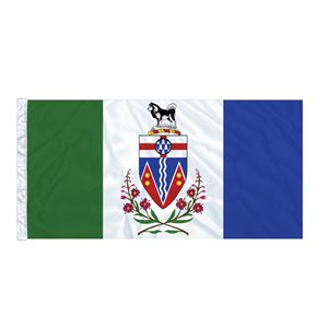 FLAG YUKON 6' X 3' SLEEVED