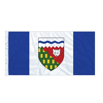 FLAG N.W.T. 6' X 3' SLEEVED