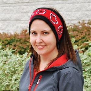 POPPY HEADBAND - ADULT