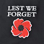 "GOLF SHIRT ""LEST WE FORGET"" - MEDIUM"