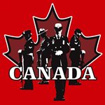 T-SHIRT CANADA - SMALL
