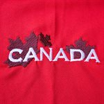 GOLF SHIRT CANADA - LARGE POLY /  BLEND