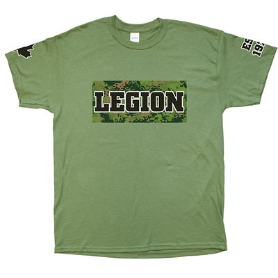 T-SHIRT BUSH CAMO SMALL