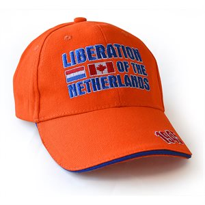 BALL CAP LIBERATION OF THE NETHERLANDS