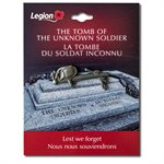 LAPEL PIN TOMB OF THE UNKNOWN SOLDIER