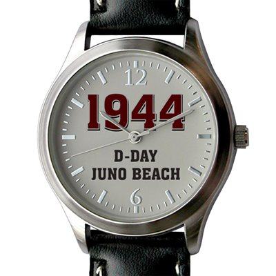 WATCH D-DAY JUNO BEACH