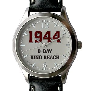 MONTRE COMMÉMORATIVE D-DAY JUNO BEACH