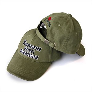 BALL CAP KOREAN WAR