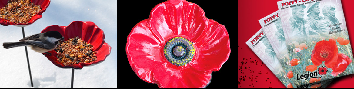 View our beautiful Poppy products
